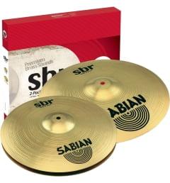"Комплект тарелок Sabian SBR 14""/18'' 2-PACK Set (SBR5002)"