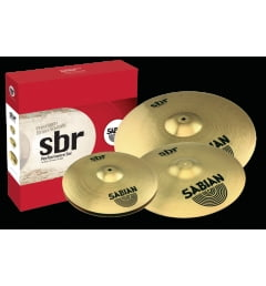 "Комплект тарелок Sabian SBR 14""/16""/20'' PERFORMANCE Set (SBR5003)"