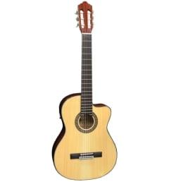 CRUZER SCC-24EQ NT - классическая гитара с подключением