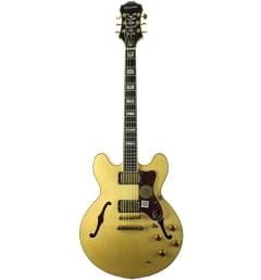 Полуакустическая гитара EPIPHONE SHERATON II NATURAL GOLD HARDWARE