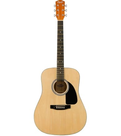 Акустическая гитара Fender SQUIER SA-150 DREADNOUGHT, NAT