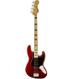 Бас-гитара Fender SQUIER VINTAGE MODIFIED JAZZ BASS '70S CANDY APPLE RED