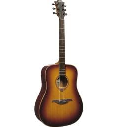 Акустическая гитара Lag T100D-BRS