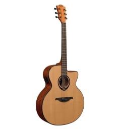 Электроакустическая гитара Lag T66JCE