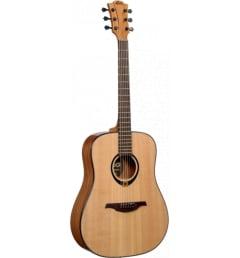 Акустическая гитара Lag T80D