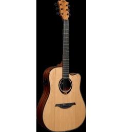 Электроакустическая гитара Lag T80DCE