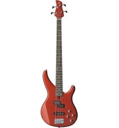 Бас-гитара Yamaha TRBX204 BRIGHT RED METALLIC