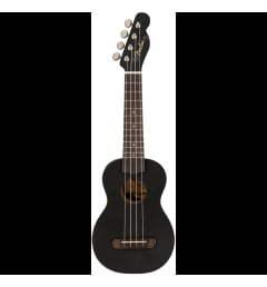 Укулеле-сопрано Fender UKULELE VENICE BLACK