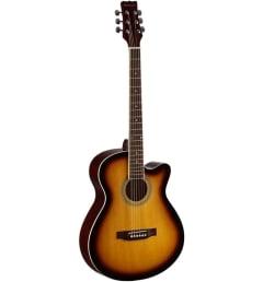 Акустическая гитара Martinez W-91C/SB